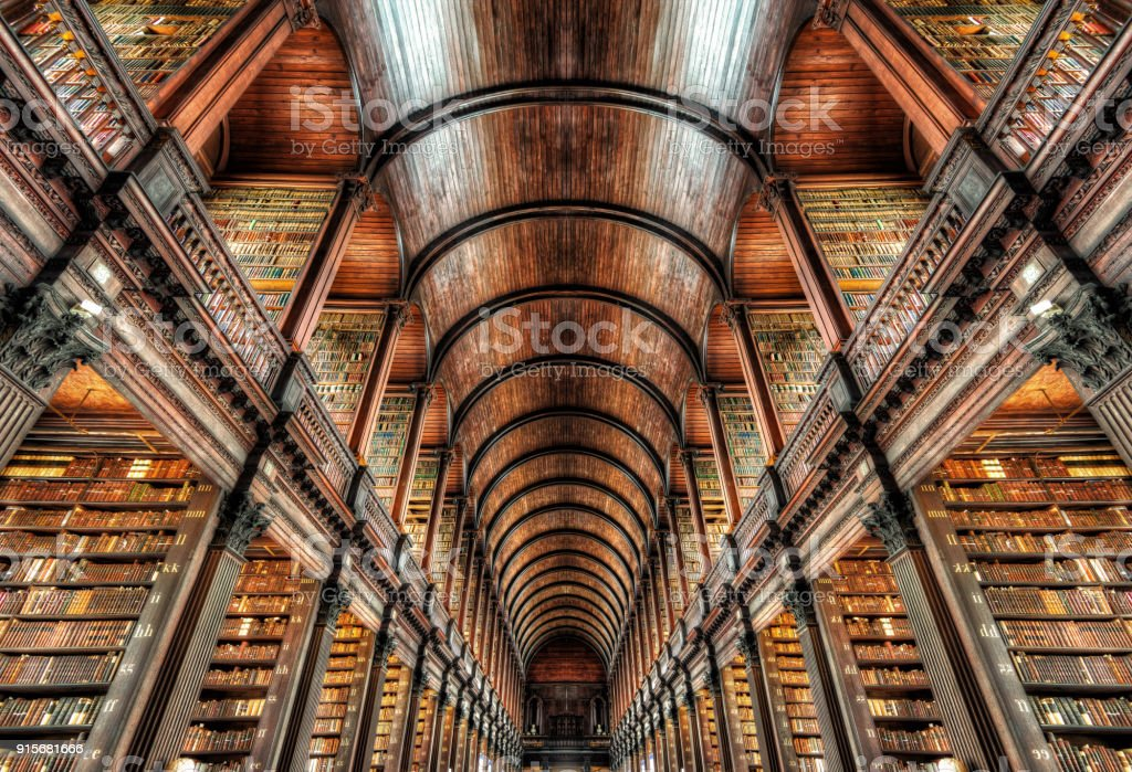 Trinity College Dublin, Irlande - Photo