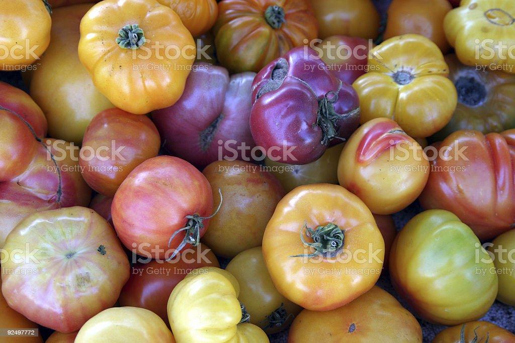 Trip through the Farmers Market #10 royalty-free stock photo
