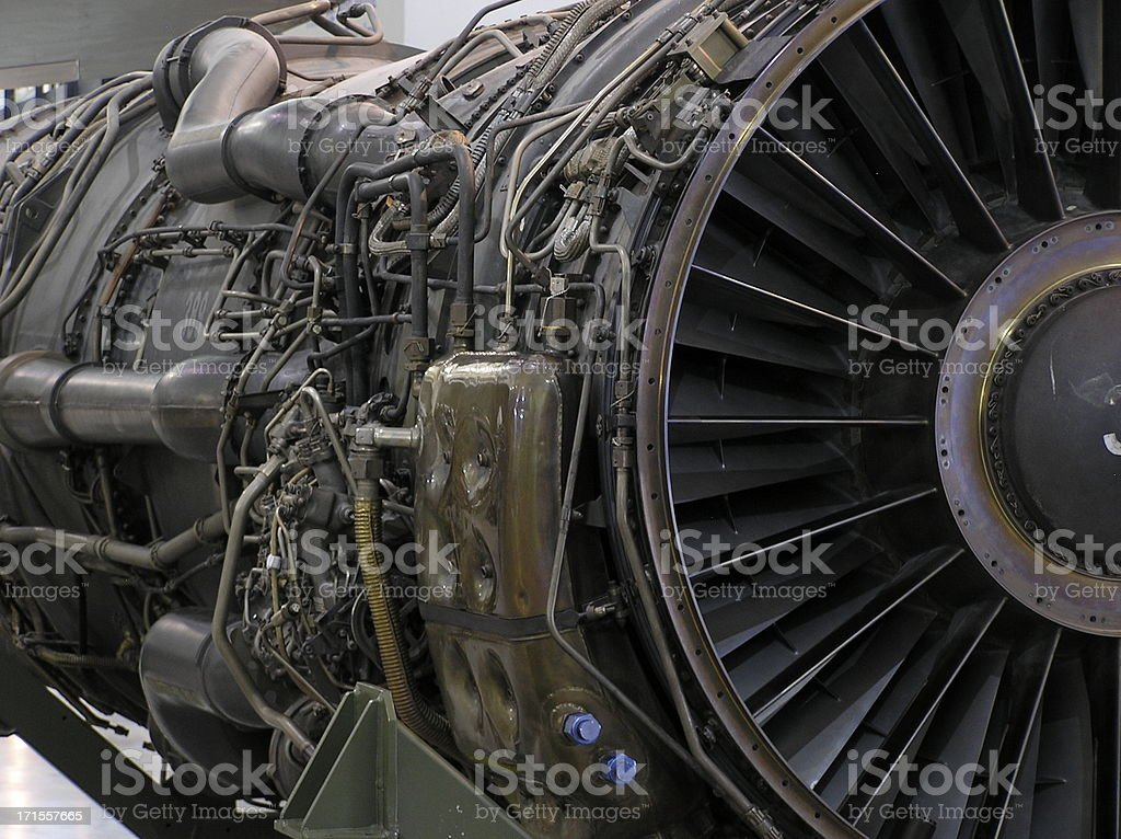 Triple Sonic Engine stock photo