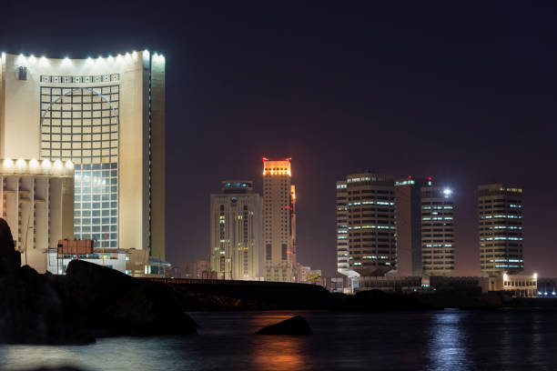 Tripoli, Libya stock photo
