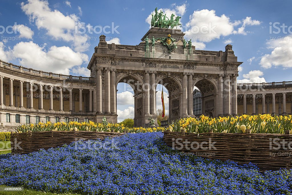 Memorial Arch, Bruxelles, Belgique - Photo