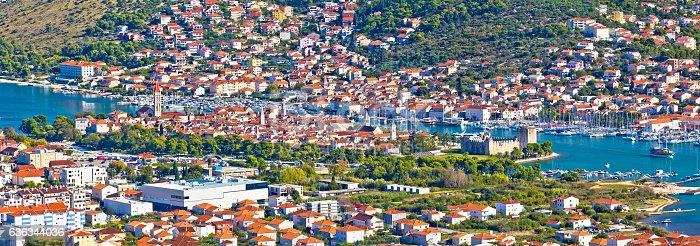 istock Trogir bay and Ciovo island panorama 636344036