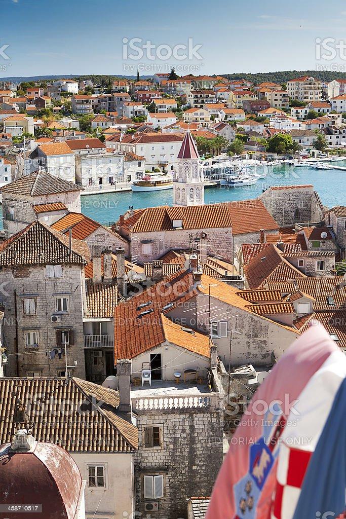 Trogir, Croatia royalty-free stock photo