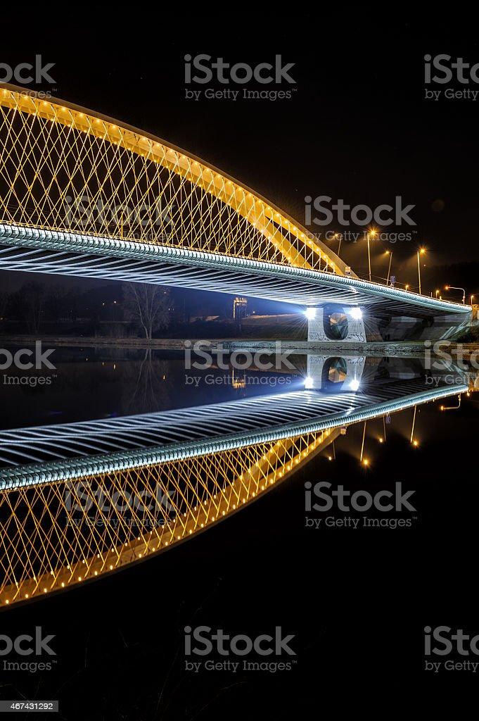 Troja Brücke in Prag – Foto