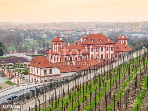 948424058istockphoto Troja Chateau and wineyard in Prague 625232336