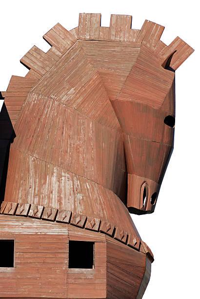 Trojanisches Pferd in der Türkei – Foto