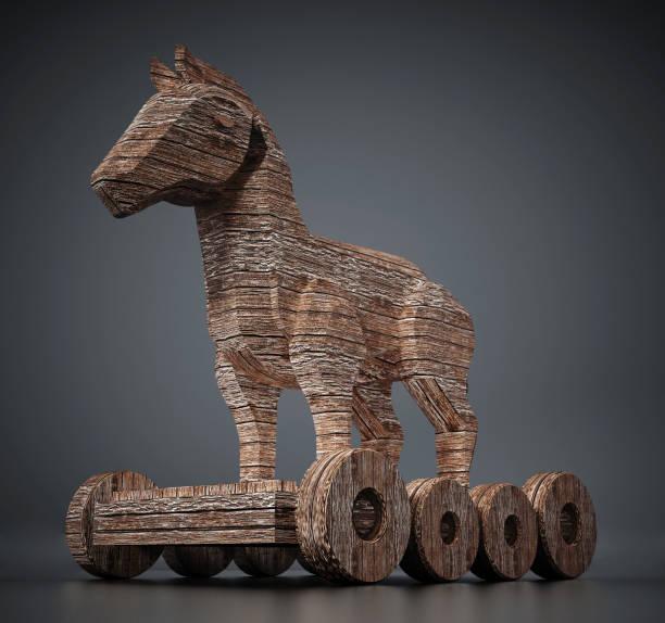 Trojanisches Pferd – Foto