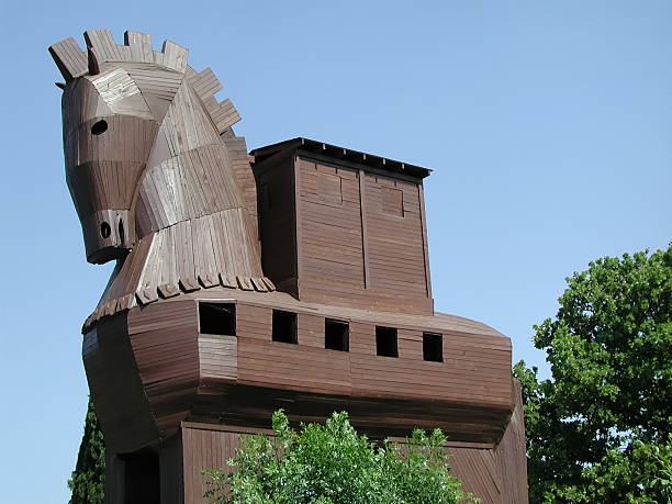 Best Trojan Horse Stock Photos, Pictures & Royalty-Free