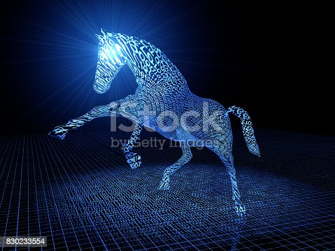 istock Trojan Horse Virus 830233554