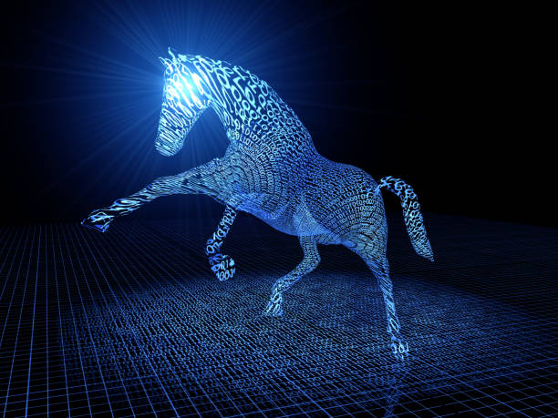 Digital Horse NFTs Are A Thing? 2