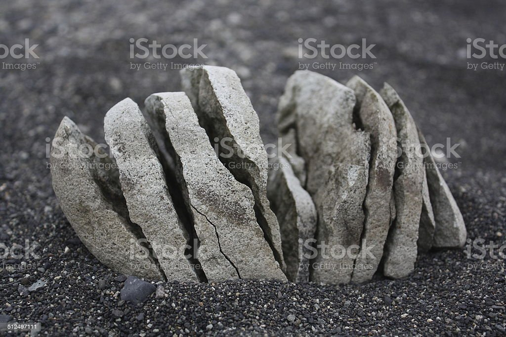 Troll bread stock photo