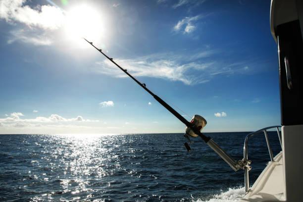 Trolling fishing – zdjęcie