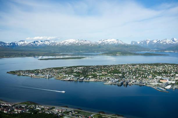 Tromsø fjellheisen – Foto