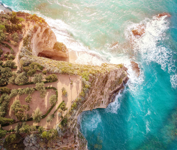 Tropea (Vibo Valentia, Calabria) - Italy stock photo