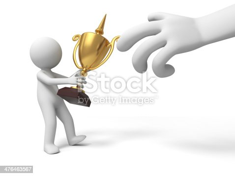 istock trophy , cup 476463567
