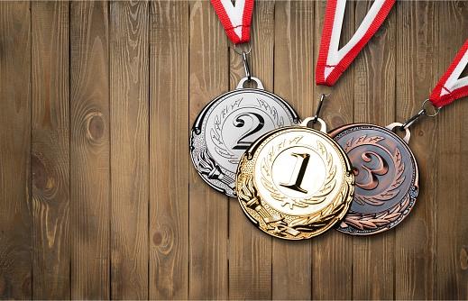 istock Trophy. 1072482824