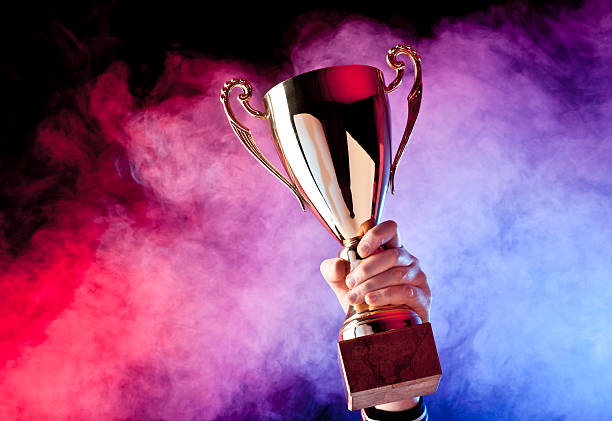 Trophy  trophy award stock pictures, royalty-free photos & images