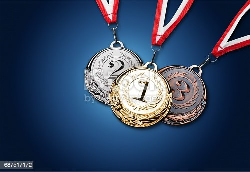 istock Trophy. 687517172