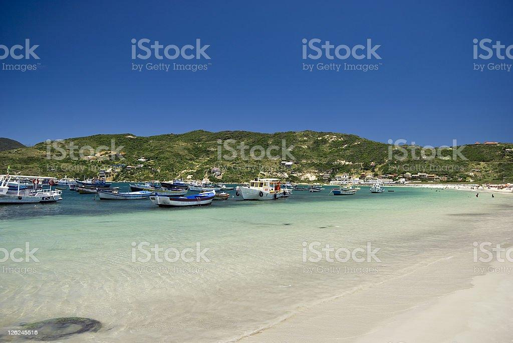 Praia Tropical Bay - foto de acervo