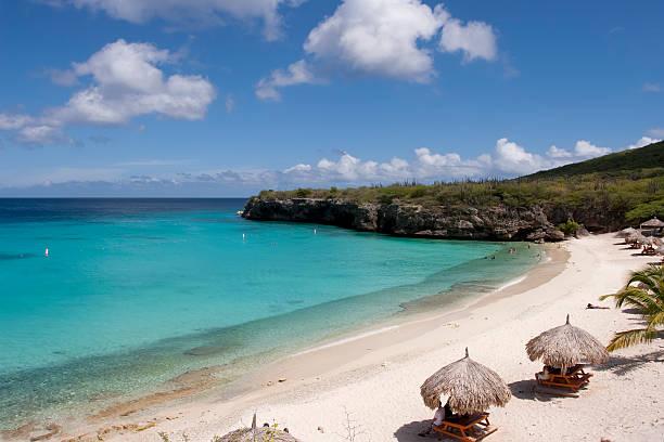 Tropischen Strand in der Karibik – Foto