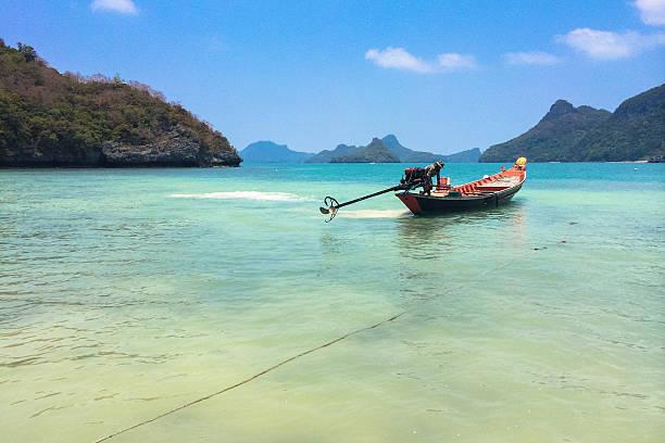 tropical beach in thailand bangkok foto