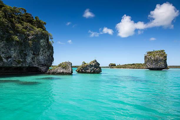 Tropisches Paradies, Isle Des Pins, Neukaledonien – Foto