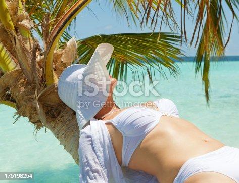 istock Tropical beach 175198254