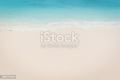 825992650 istock photo Tropical beach Sea, Sand and summer day 648101944