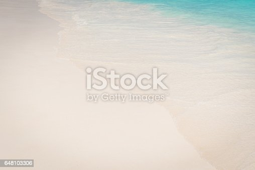 825992650 istock photo Tropical beach Sea, Sand and summer day 648103306