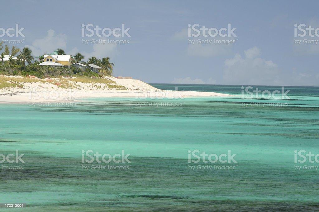 Tropical Bungalow 03 stock photo