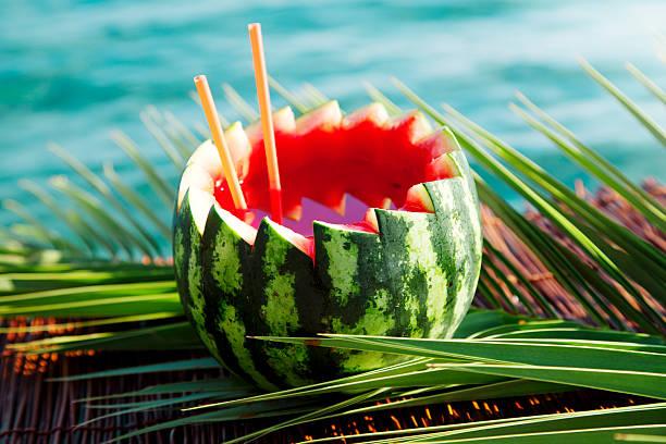 Tropischer cocktail – Foto
