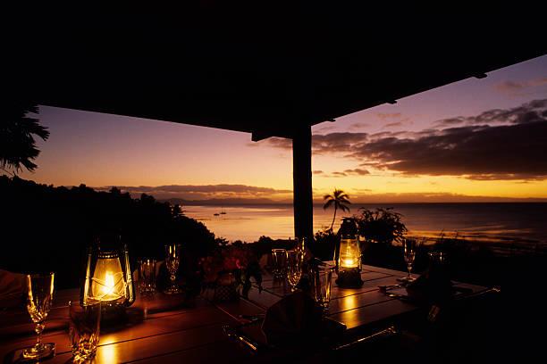 Tropische Restaurant – Foto