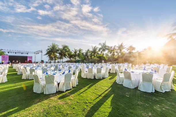 Tropical evento de cena - foto de stock