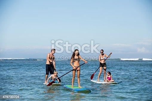 istock Tropical Family Vacation 479700704