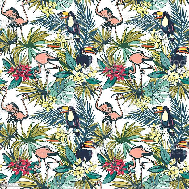 Tropical floral summer seamless pattern with palm beach leaves picture id545804862?b=1&k=6&m=545804862&s=612x612&h=qnjyhxrs0pxtdrod8ezdd5h 5vgq81uvxcph8f0cryc=