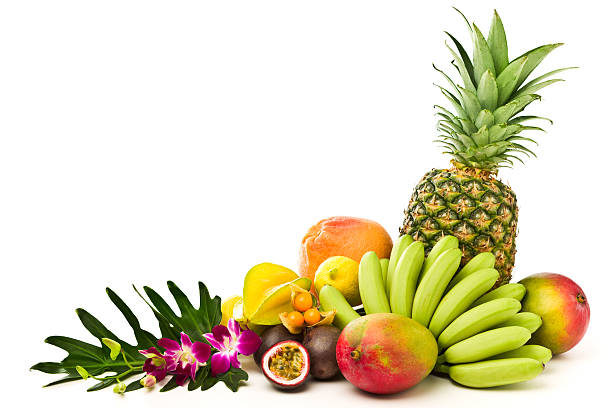 fruits tropicaux - Photo