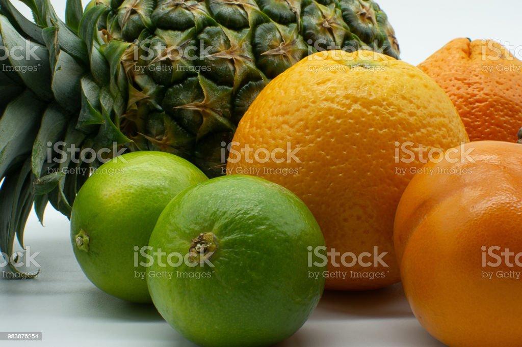 Tropische Früchte – Foto