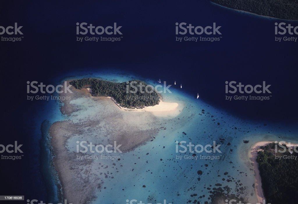 Tropical Getaway royalty-free stock photo