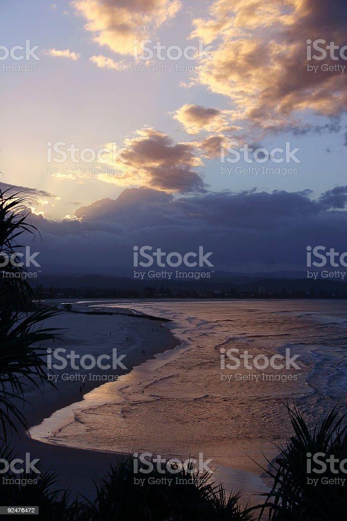 Tropical Holiday Destination royalty-free stock photo