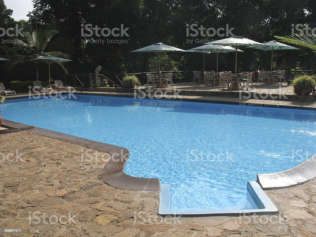 Tropical holiday royalty-free stock photo