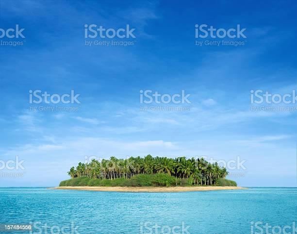 Photo of Tropical island
