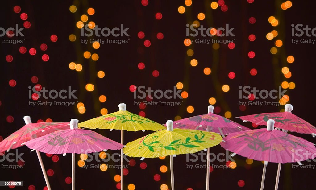 Tropical leisure stock photo