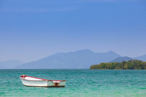 Tropical paradise Beach at Koh Mak Island, Trat Thailand