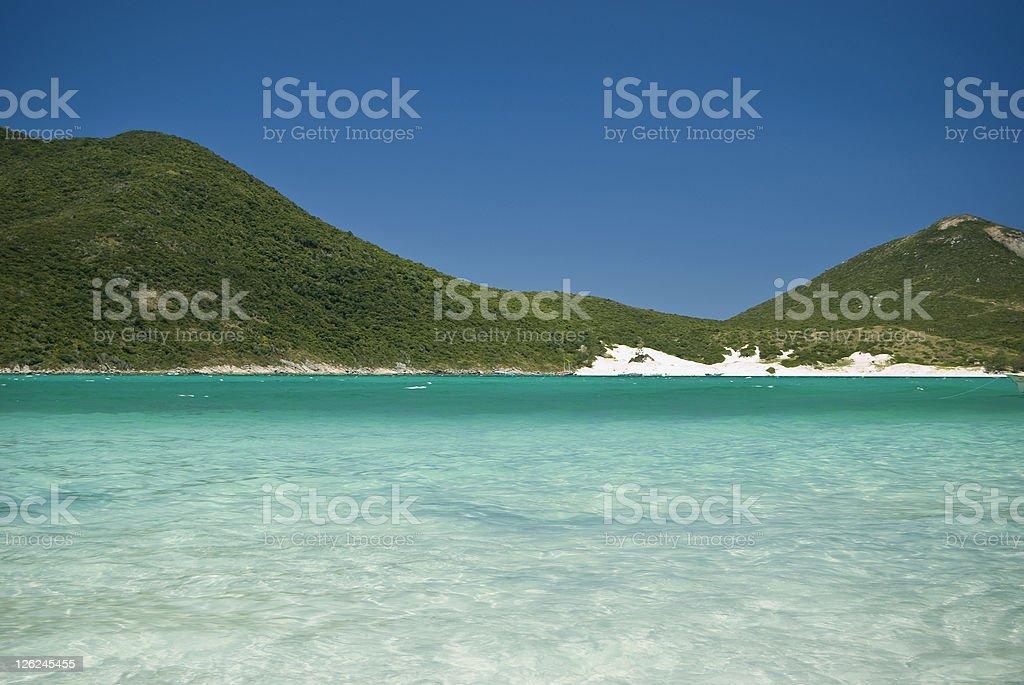 Paraíso Tropical - foto de acervo
