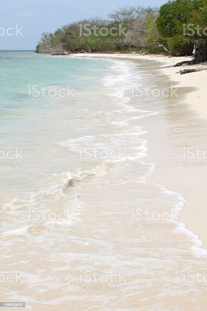 Tropical Paradies  Lizenzfreies stock-foto