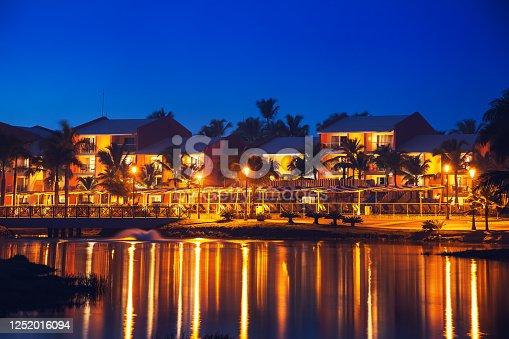 Tropical resort in Dominican Republic, Punta Cana