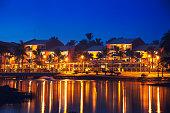 istock Tropical resort in Dominican Republic, Punta Cana 1252016094