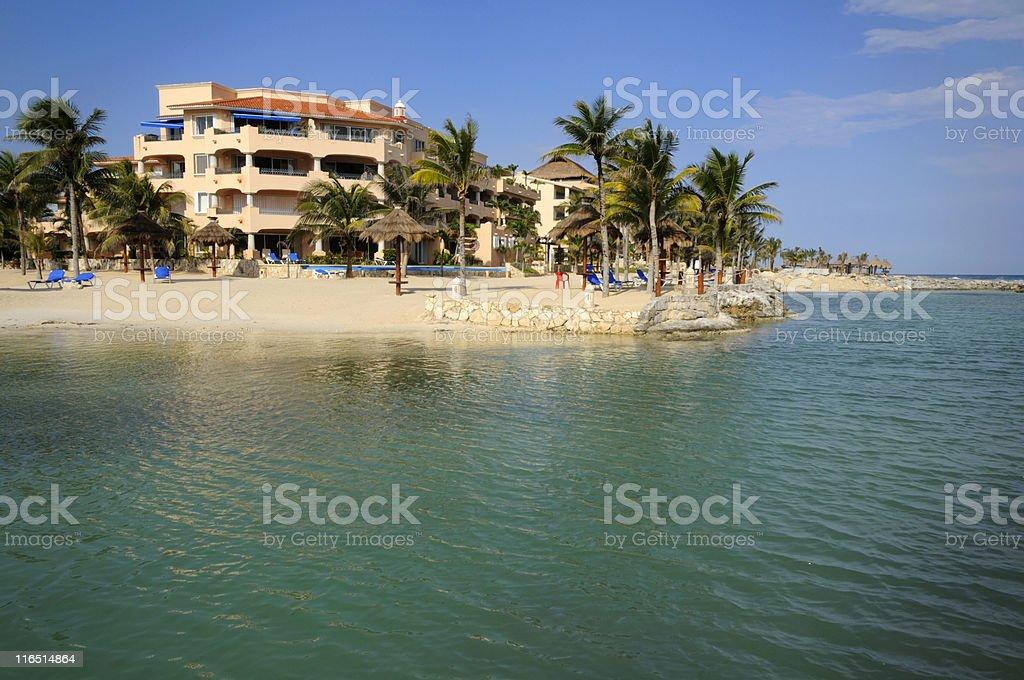 Tropisches Resort – Foto