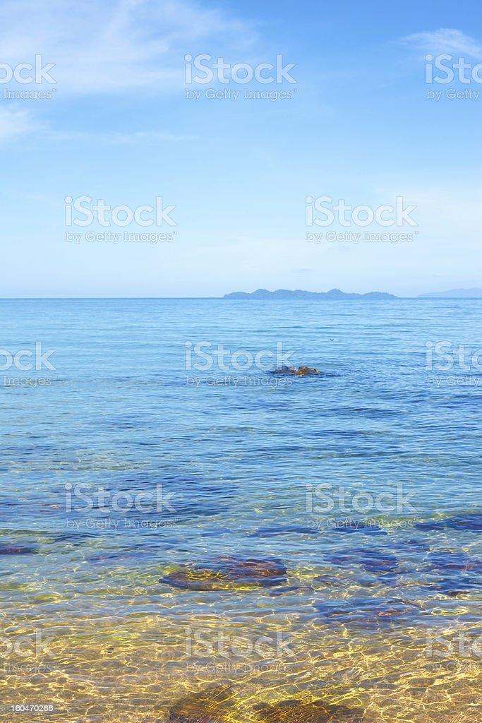 Tropical Resort royalty-free stock photo