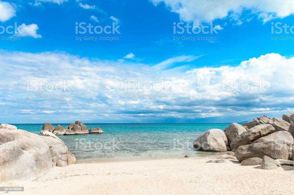 tropical sea Lizenzfreies stock-foto